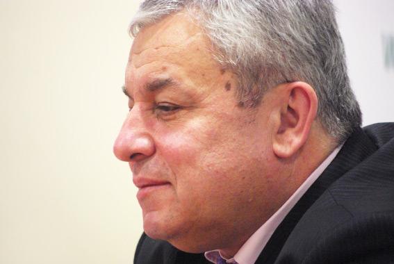 Василий Кичеджи, вице-губернатор Санкт-Петербурга