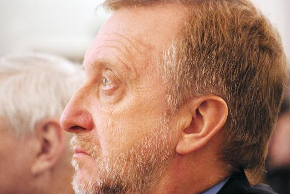 Александр Кобак, исполнительный директор Международного благотворительного фонда имени Д. С. Лихачева