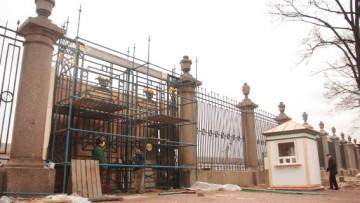 Летний сад, реконструкция Летнего сада