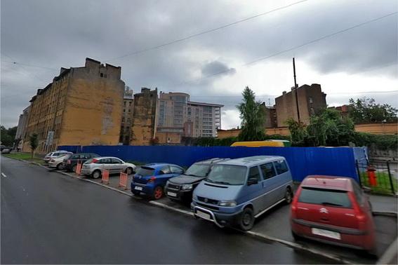 Левашовский проспект, 22