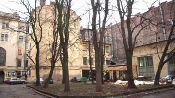 Дореволюционное здание гостиницы Пестрикова на Лиговском проспекте, 43–45
