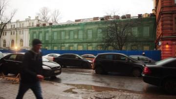 1Историческое здание на улице Маяковского, 12, литера П
