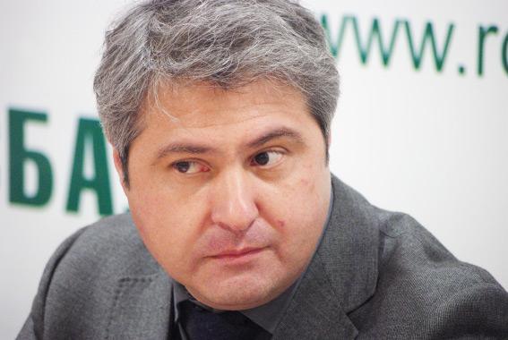 Дмитрий Месхиев, кинорежиссер, продюсер, председатель Комитета по культуре Санкт-Петербурга