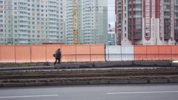 Улица Коллонтай, улица Белышева, мост над несуществующим каналом