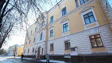 Санкт-Петербургский проспект, 20, дворцовый госпиталь