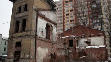 Дом прихода церкви Смоленской иконы Божией Матери, переулок Ногина, 3