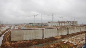 Новые «Кресты» в городе Колпино