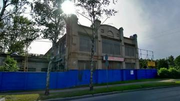 Производственное здание завода Редан на Приморском проспекте, 46