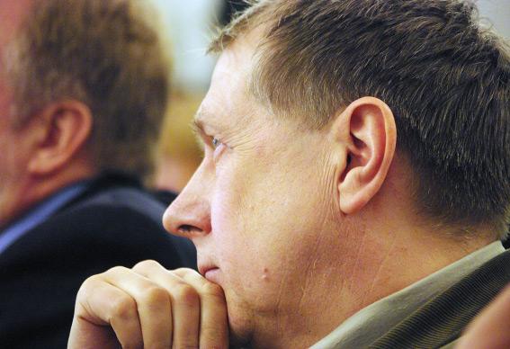 Сергей Семенцов, профессор Санкт-Петербургского государственного архитектурно-строительного университета