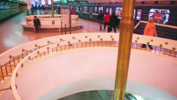 Второй выход со станции метро «Спортивная» скоро начнут строить
