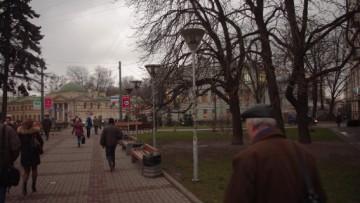 Сквер у станции метро «Площадь Ленина— 2»