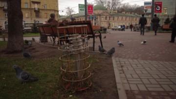 Сквер у станции метро «Площадь Ленина-2»