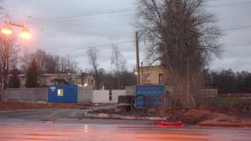 На Приморском проспекте снесли историческое здание завода «Редан»