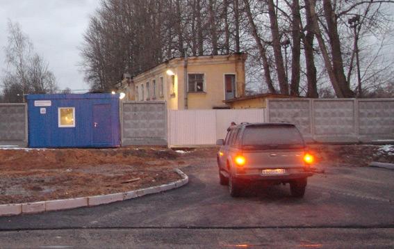 """На Приморском проспекте снесли историческое здание завода """"Редан"""""""