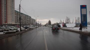 Планерная улица, перекресток с Богатырским проспектом