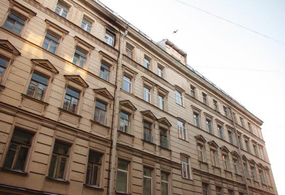 Доходный дом Игнатовича на улице Блохина, 20, мансарда
