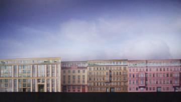 Смольный проспект, 11, 13, 15, проект реконструкции Рикардо Бофилла