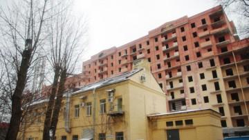 Жилой комплекс «Классика», Глухая Зеленина улица