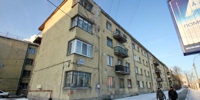 Кондратьевский проспект, 40, корпус 1