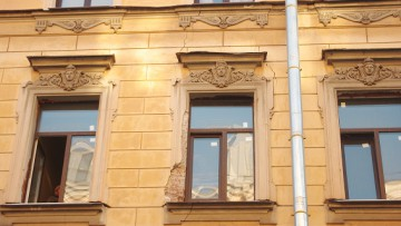 Конногвардейский бульвар, 6, Галерная улица, 6, стройка отеля на Галерной