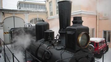 Ремонтное локомотивное депо Санкт-Петербург-Сортировочный-Московский