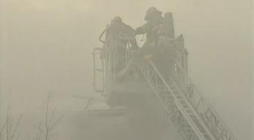Пожар на 5-й линии Васильевского острова, 68