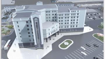 Северо-западный центр корпоративного образования РЖД. Проект