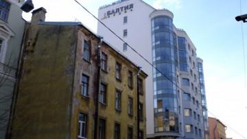 гостиница «Балтия»