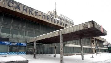 Речной вокзал на проспекте Обуховской Обороны в Петербурге