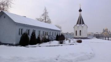 Здание при храме Спас на Водах