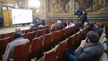 Обсуждение проекта «Набережная Европы» в Союзе архитекторов