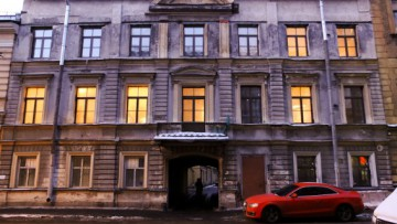 Дом Занадворовой на Галерной улице, 59