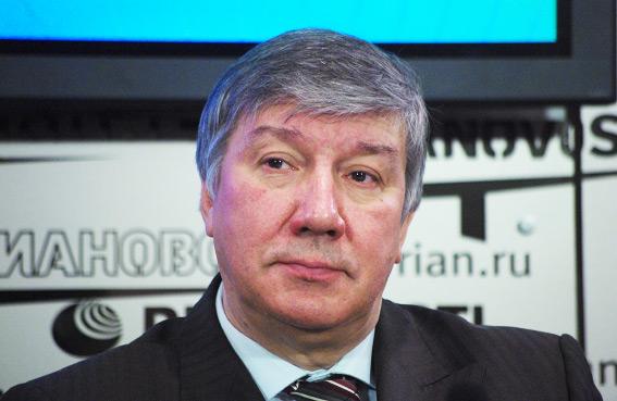 Дмитрий Голубев, председатель комитета по природопользованию, охране окружающей среды и обеспечению экологической безопасности Санкт-Петербурга