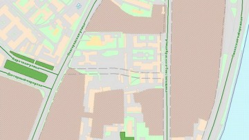 Кирочная улица, пробивка, проект