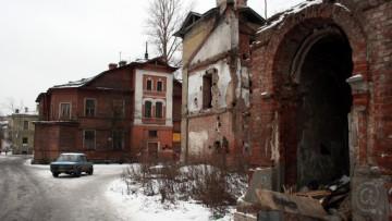 На месте снесенного прихода в переулке Ногина построят офис