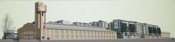 Обновленный проект «Илматара» на месте Сталепрокатного завода