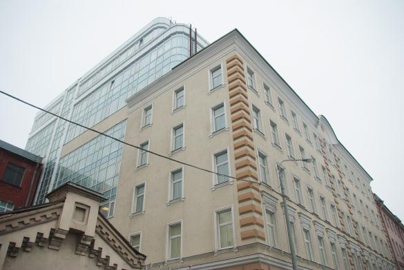 Бизнес-центр на Синопской набережной, 60–62