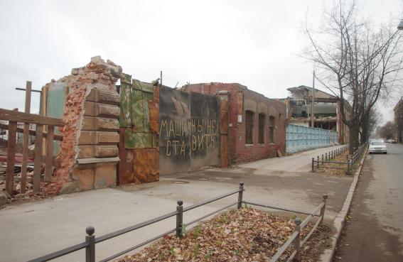 Место Сталепрокатного завода, Косая линия Васильевского острова