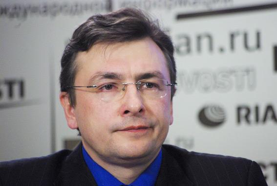 Сергей Воронков, исполнительный директор ЗАО «ЭкспоФорум», генеральный директор ОАО «Ленэкспо»