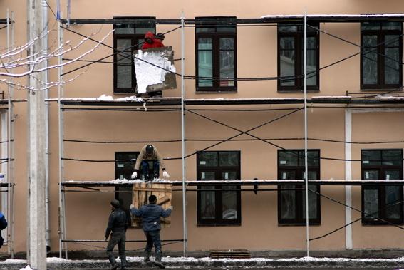 общежитие в Охотничьем переулке