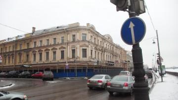 Особняк Кушелева-Безбородко на набережной Кутузова, 24