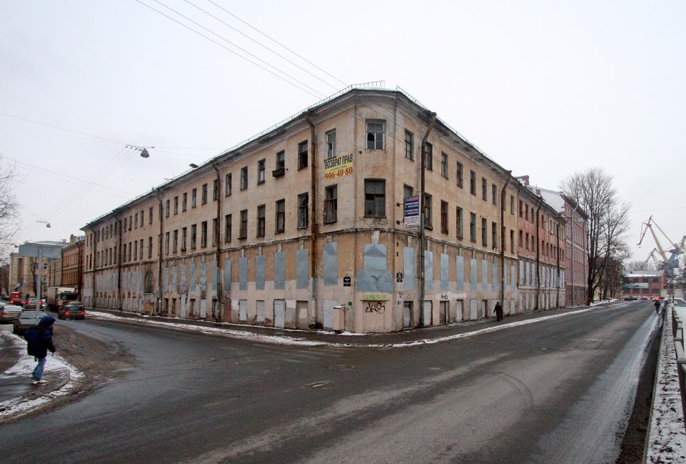 Дом Фокина на Мясной улице, 3