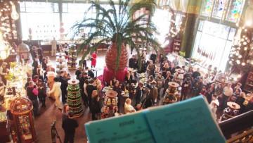 Елисеевский магазин откроется после реставрации 8 марта