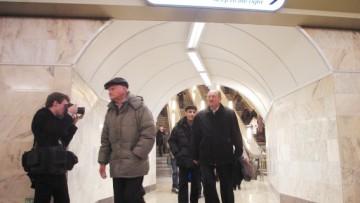 Фотографы Петербурга протестуют против запрета съемки в метро