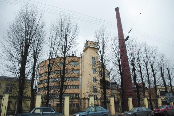 Левашовский хлебозавод на Барочной улице, 4а