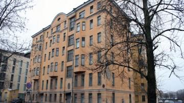 Дом Шауба на проспекте Динамо, 6
