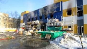 Гипермаркет «К-раута» на Маршала Говорова обвалился наполовину
