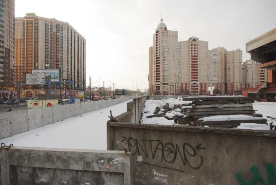 Вместо кинотеатра «Русь» у «Пионерской» построят жилой комплекс