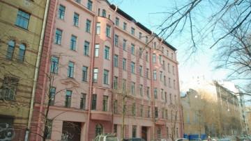 Реконструкция детского приюта на Лахтинской улице, 12