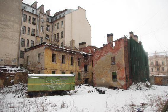 Особняк Рыжкина на Лиговском проспекте, 127